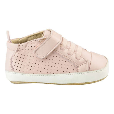 Old Soles Cheer Bambini Powder Pink/White Shoes-Default-Old Soles-kids atelier