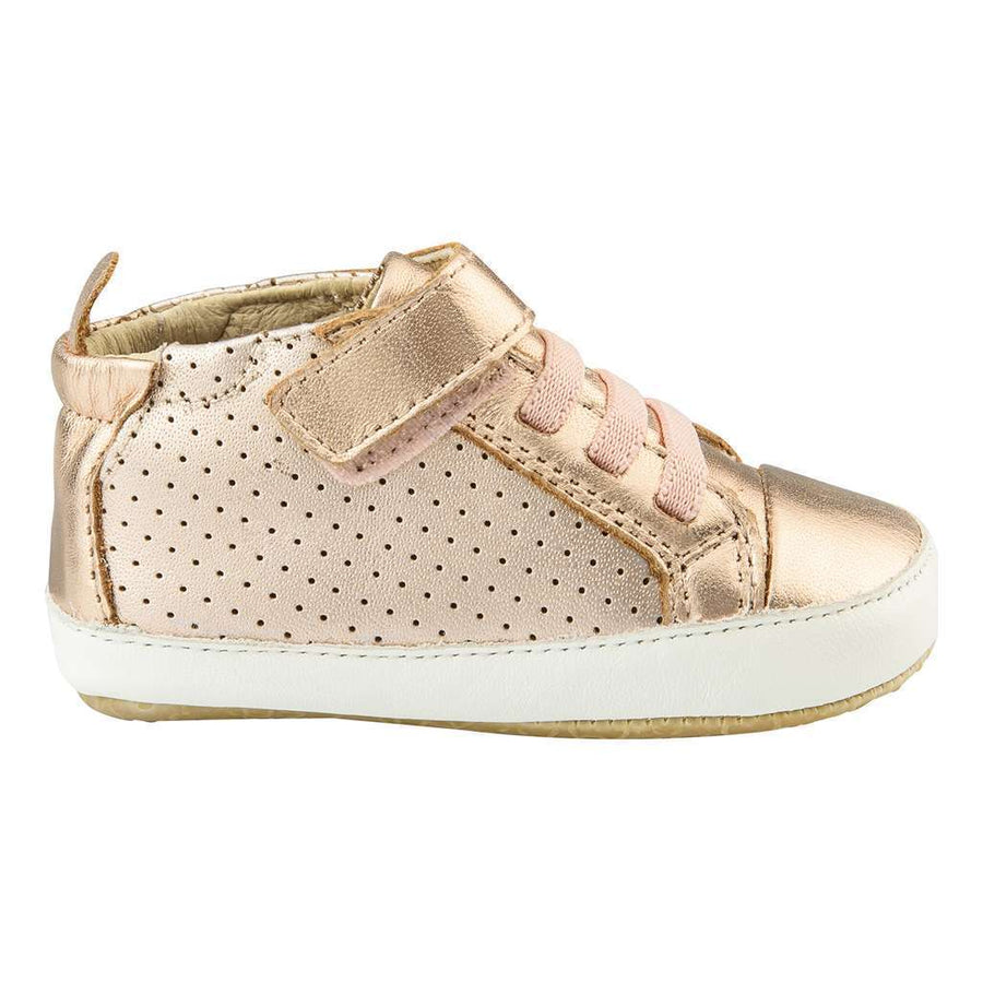 Old Soles Cheer Bambini Copper/ White Shoes-Default-Old Soles-kids atelier