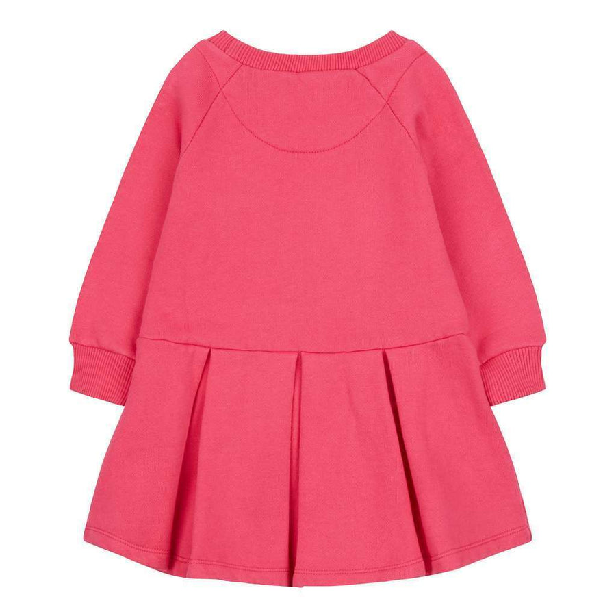Oilily Pink Hermosa Sweater Dress