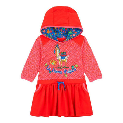 Oilily Tamtam Jersey Dress-Default-Oilily-kids atelier