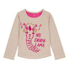 Oilily Tumble Sand Melee T-Shirt-Default-Oilily-kids atelier