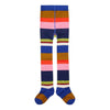 Oilily Multi-color Blue Stripe Marayure Tights-Accessories-Oilily-kids atelier