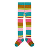 Oilily Multi-Color Green Stripe Marayure Tights-Accessories-Oilily-kids atelier