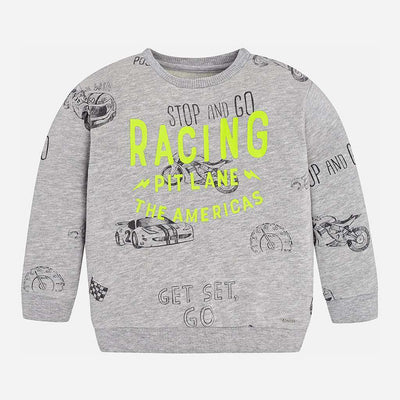 Mayoral Smoke Printed Pullover-Default-Mayoral-kids atelier