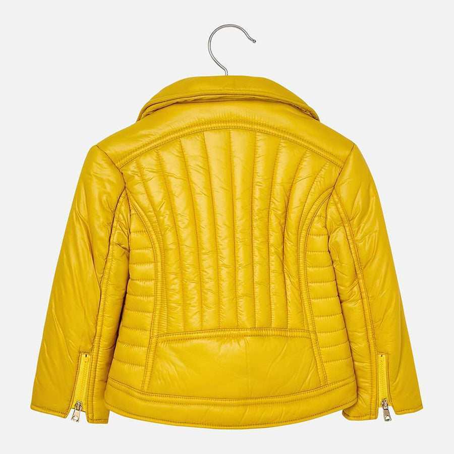 Mayoral Curry Padded Coat