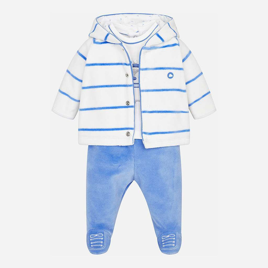 Mayoral Glacial 3 piece tracksuit set-Outfits-Mayoral-kids atelier