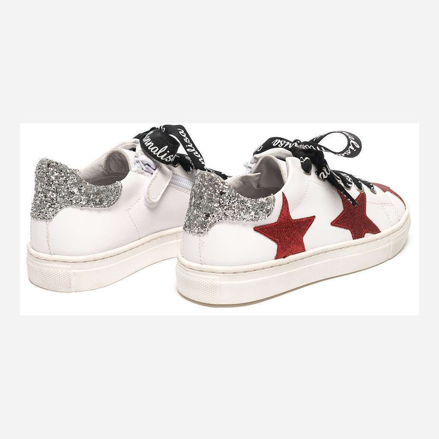 monnalisa-white-red-ecopelle-stars-sneakers-872013-2750-0143