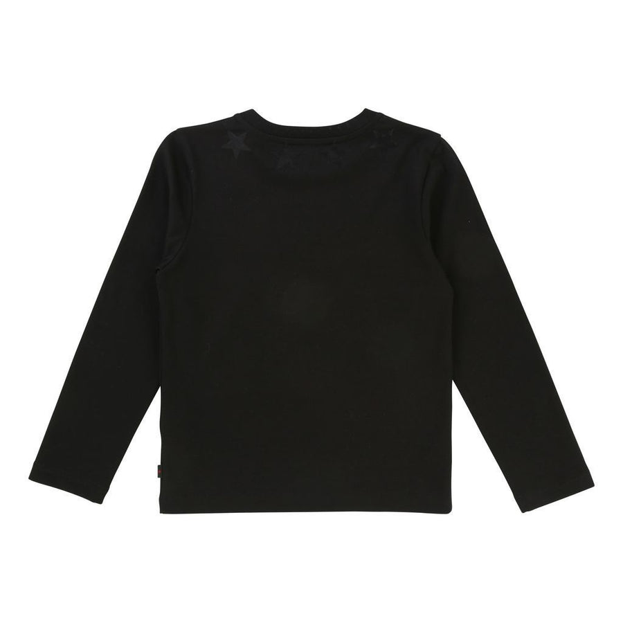 Givenchy Kids Black Star T-Shirt-T-Shirt-Givenchy-kids atelier