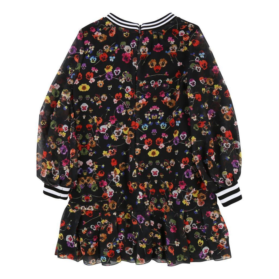 givenchy-kids-black-multi-color-floral-print-dress-h12052-09b