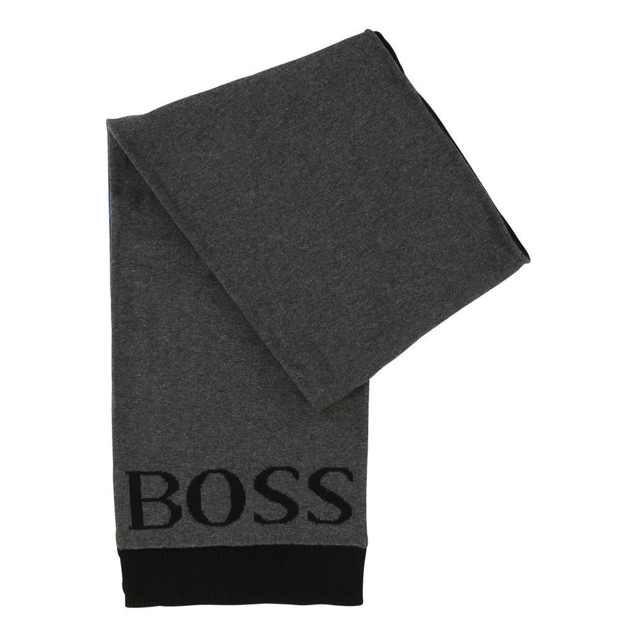 boss-dark-gray-scarf-j21192-871