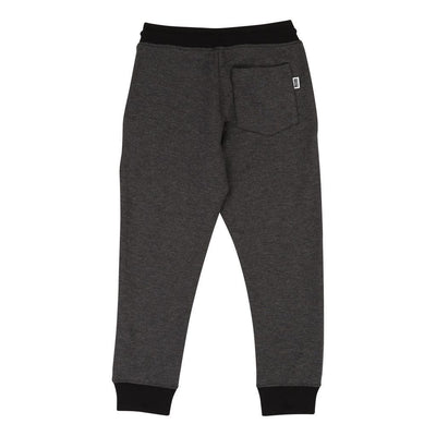BOSS DARK GRAY JOGGERS-Pants-BOSS-kids atelier