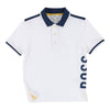 Boss White Polo Shirt-Polo-BOSS-kids atelier