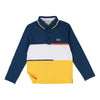 Boss Yellow Teal Polo-Polo-BOSS-kids atelier