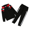 Boss Black Red Track Suit Set-Outfits-BOSS-kids atelier