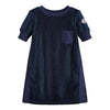 MONCLER-DRESS-D2-954-8573005-829DD-72C NAVY SPARKLE-Default-Moncler-kids atelier