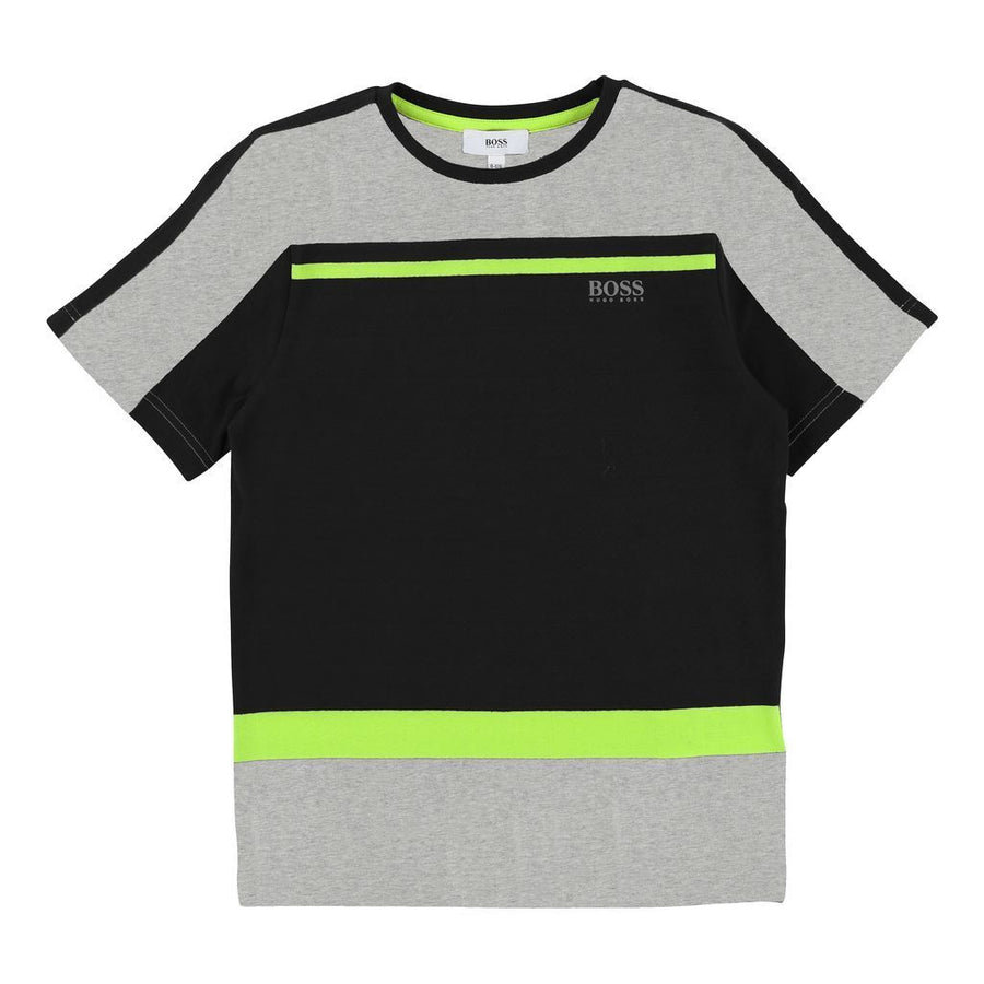 BOSS-J25D12-09B-SHORT SLEEVES TEE-SHIRT