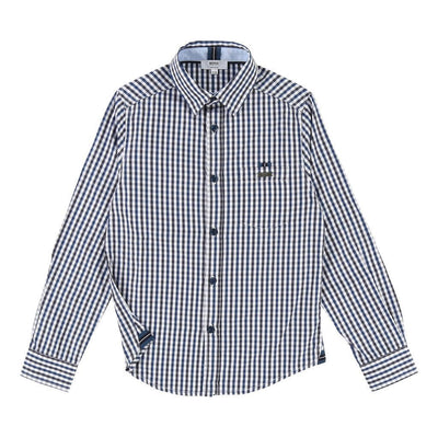 BOSS-J25C59-V21-LONG SLEEVED SHIRT
