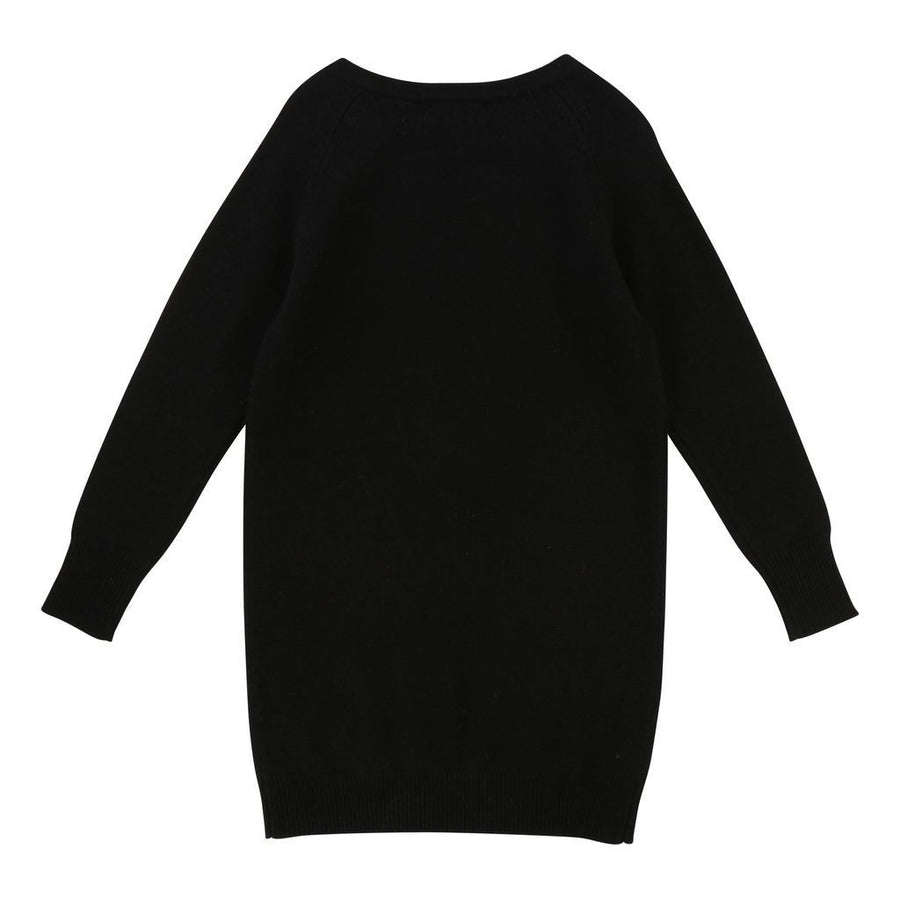 Zadig & Voltaire Black Sweater Dress