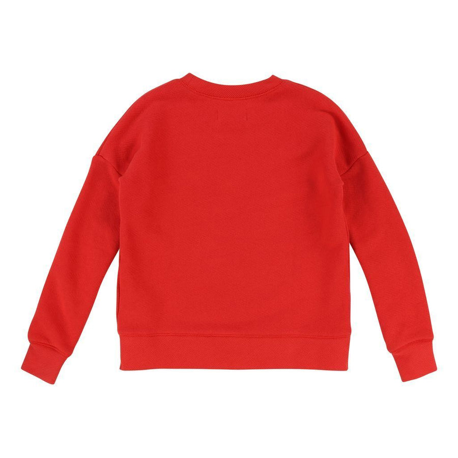 Zadig & Voltaire Red Sweatshirt
