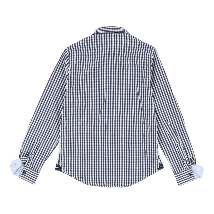 BOSS-LONG SLEEVED SHIRT-J25C59-V21