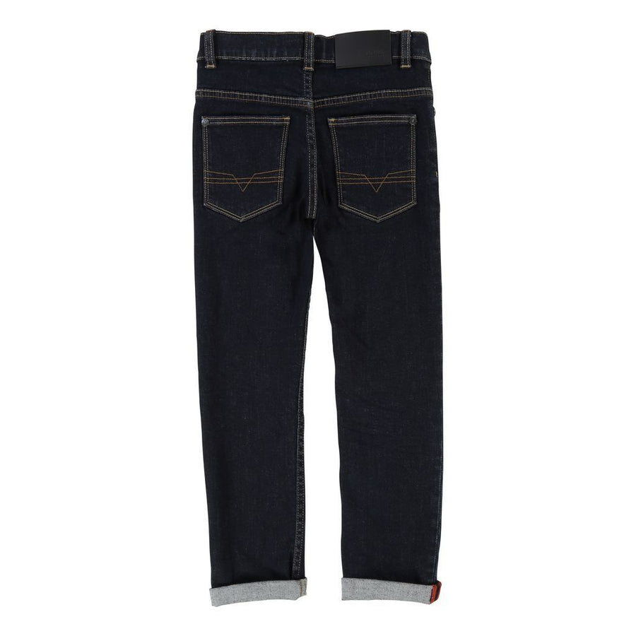 BOSS-DENIM TROUSERS-J24469-Z09