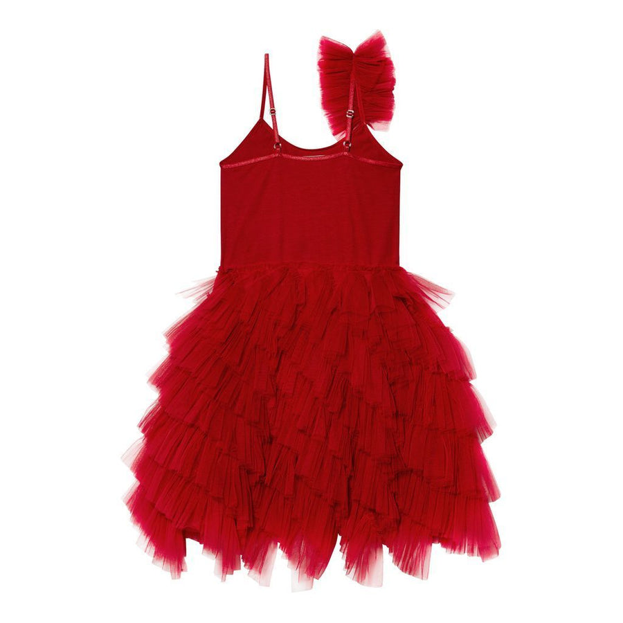 TUTU DU MONDE RED CHERRY DELIGHT TUTU DRESS