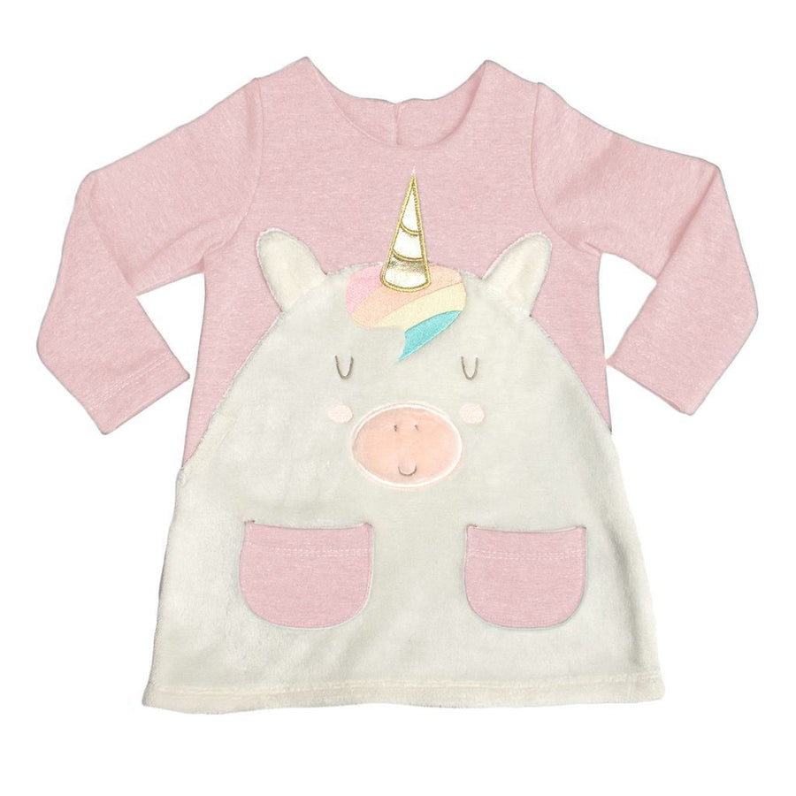 MILKTOLOGY PINK UNICORN DRESS