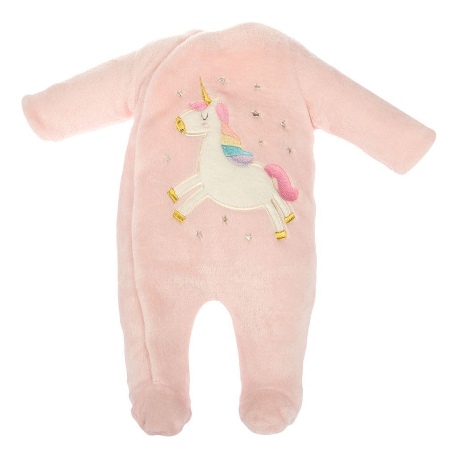 MILKTOLOGY PINK UNICORN FOOTIE