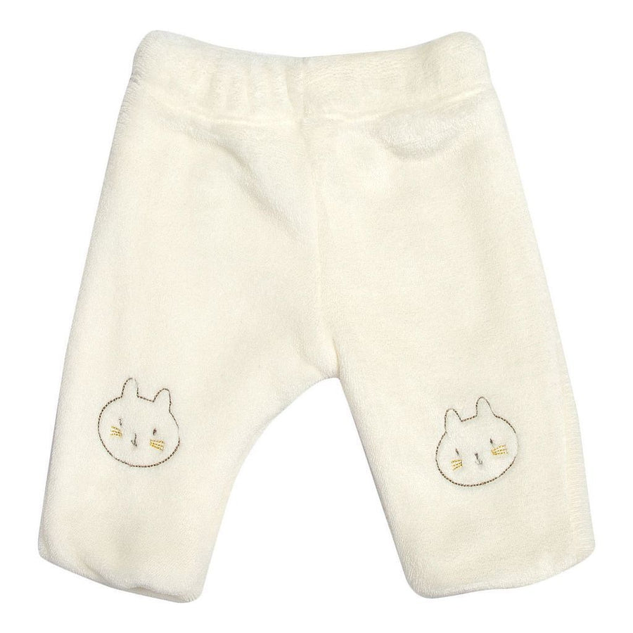 IVORY BUNNY 2PC SET