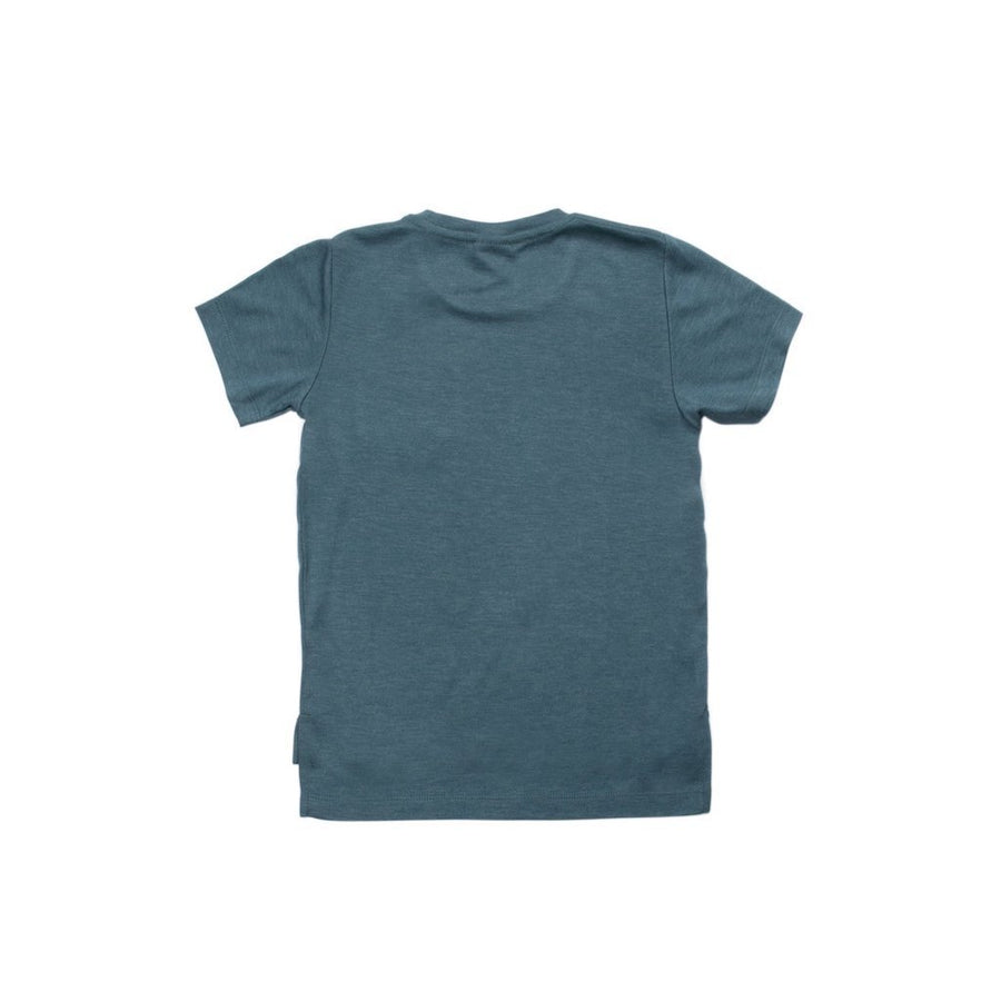 SUPERISM BLUE BOONE SHORT SLEEVE T-SHIRT