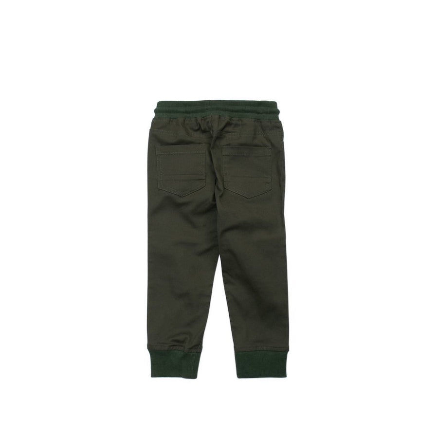 SUPERISM OLIVE AIDEN JOGGER PANTS