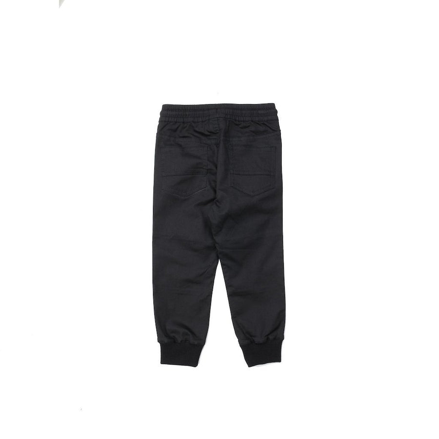 SUPERISM BLACK AIDEN JOGGER PANTS