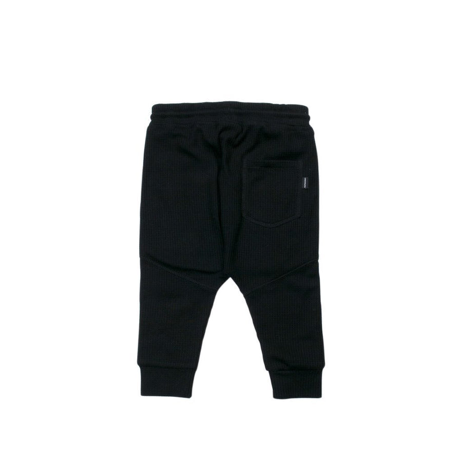 Black Damon Pants