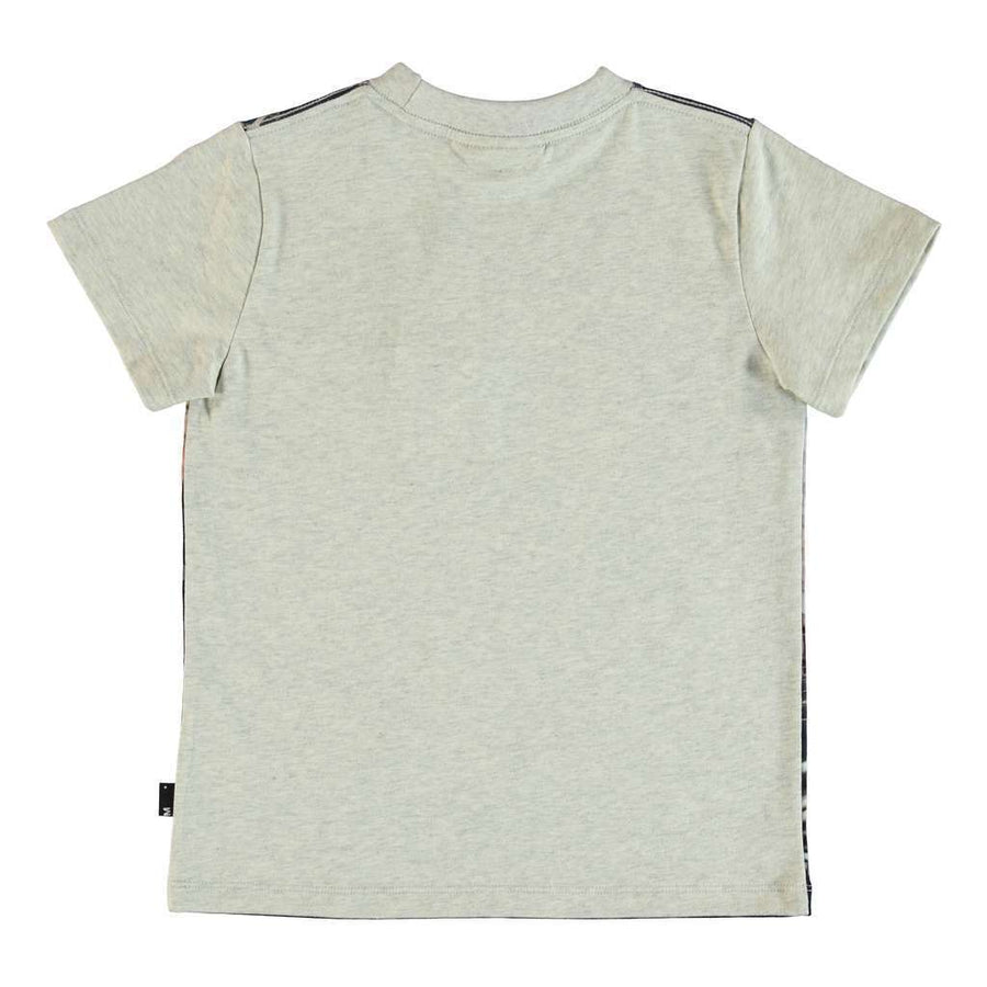 MOLO GRAY Hindsight Mirror SHORT SLEEVE T-SHIRT