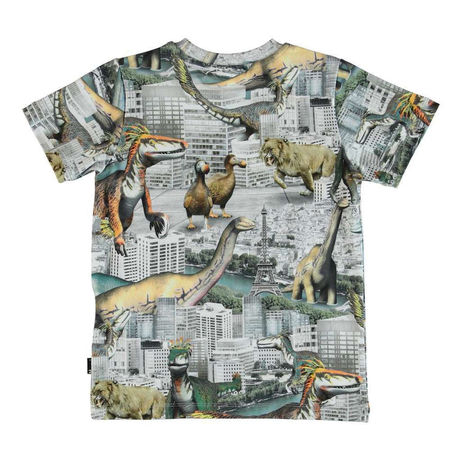 MOLO GRAY Revival Animals T-SHIRT