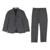 Boss Gray Jacket + Trousers Set