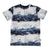 Gray Ralphie Sailor Stripe T-Shirt