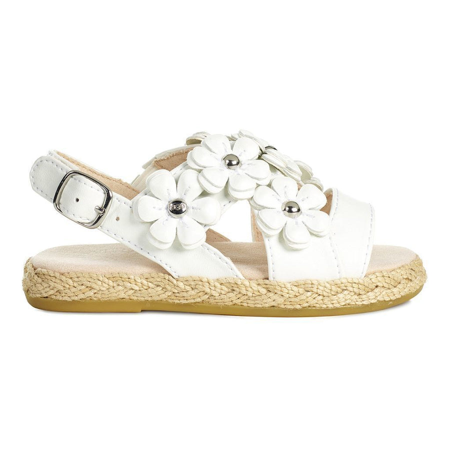UGG WHITE TODDLER ALLAIREY SANDAL