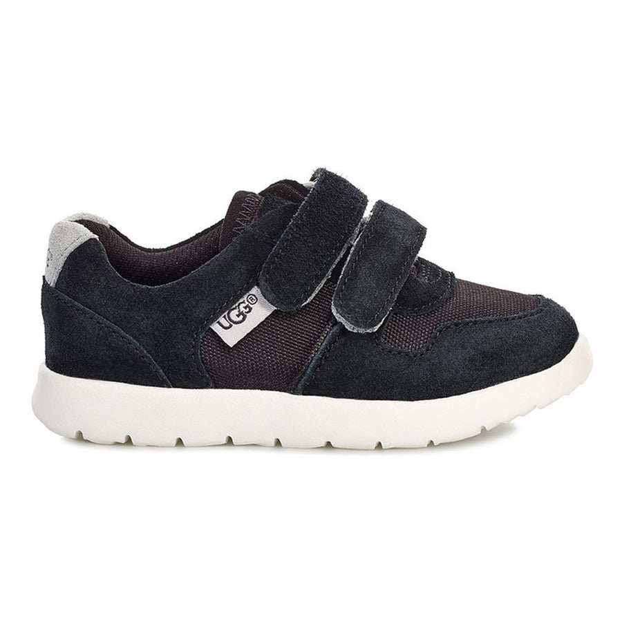 UGG BLACK TODDLER TYGO SNEAKER