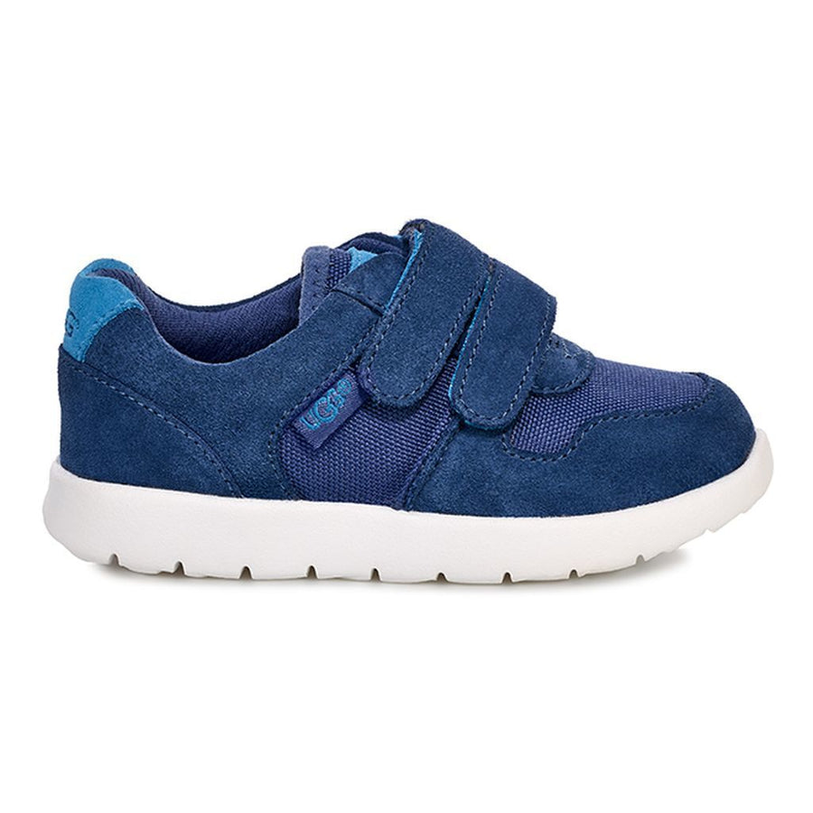 UGG ENSIGN BLUE TODDLER TYGO SNEAKER