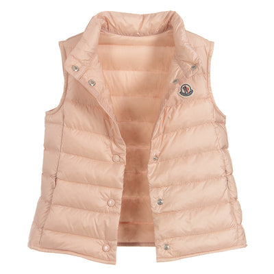 Moncler Light Pink Liane Vest