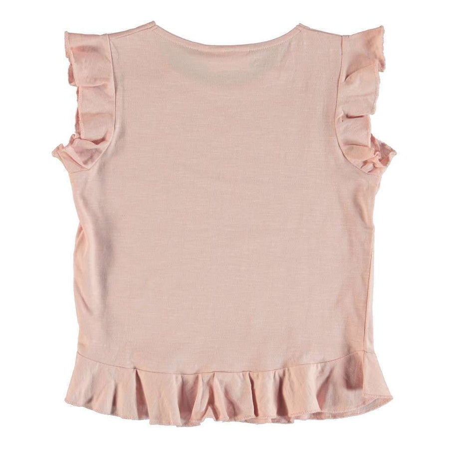Molo Rabia Pink Candy Floss Tank Top