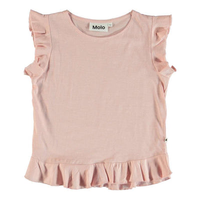 Molo Rabia Pink Candy Floss Tank Top-2s19a109-2939