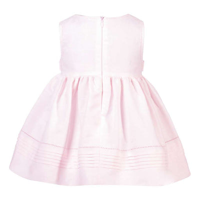 PATACHOU PINK STRIPE BOW DRESS