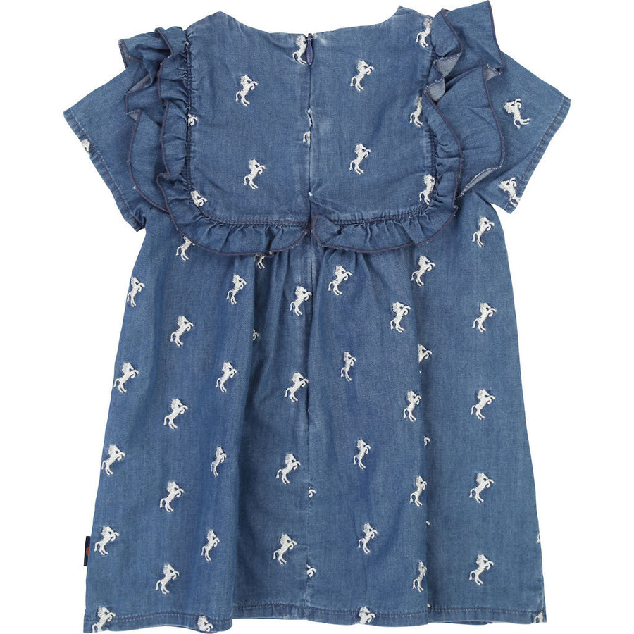 chloe-denim-blue-horse-print-dress-c02220-z10