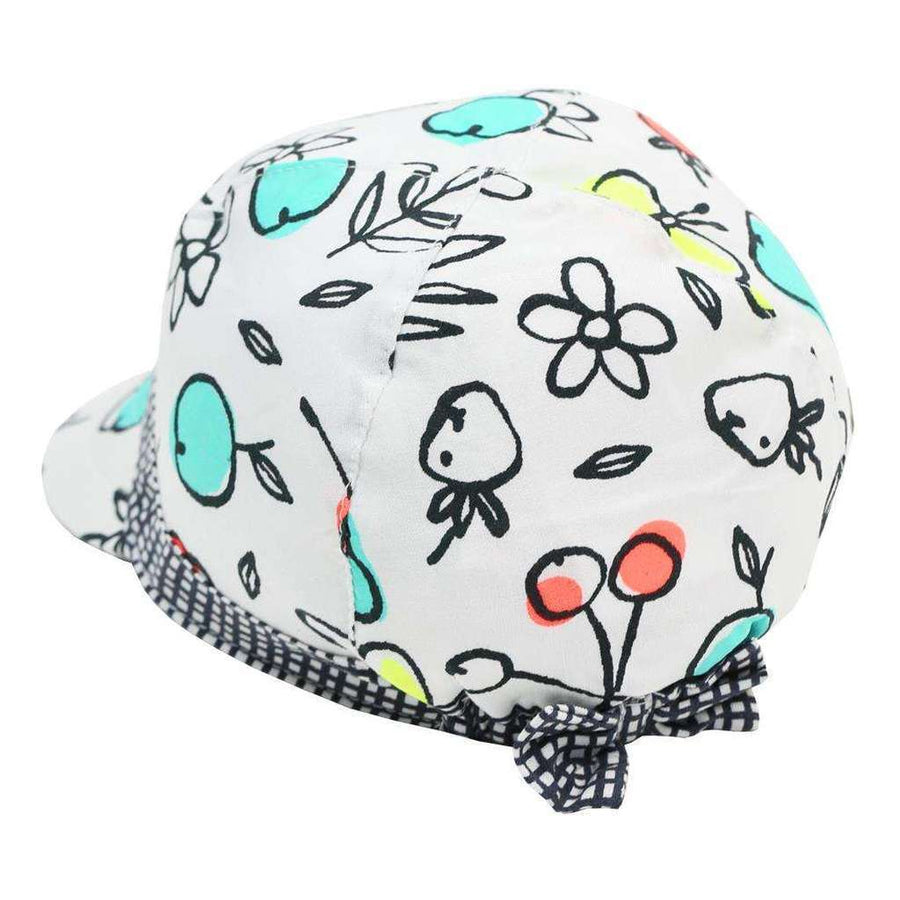 Baby Girl Fruit Print Hat