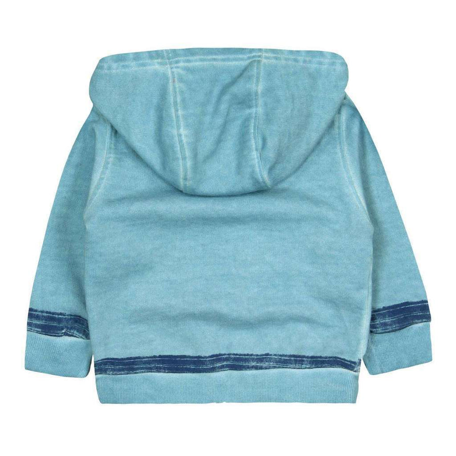 Blue Fleece Jacket
