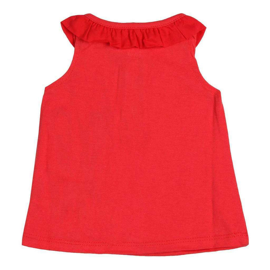 Red Fantasy Knit Dress