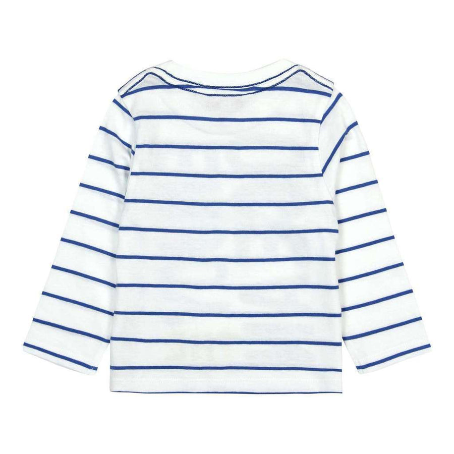 Stripes Knit t-Shirt