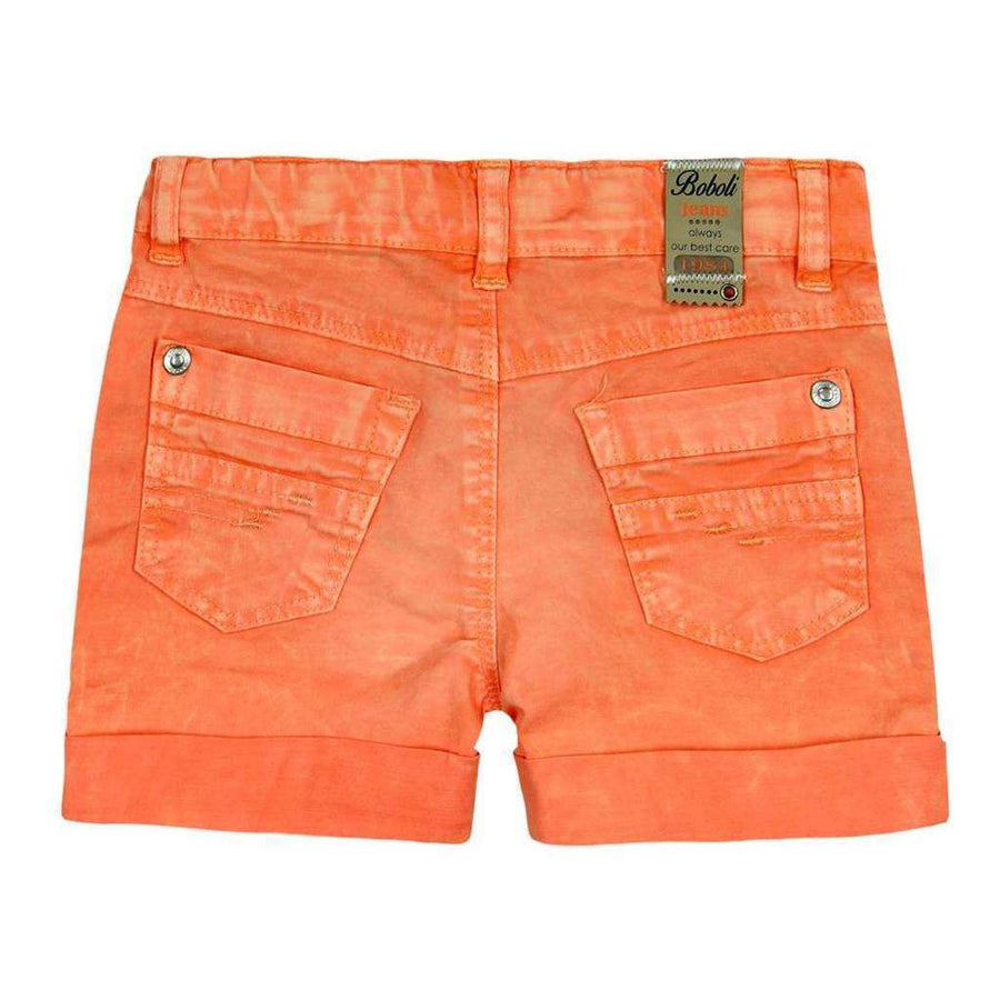 boboli-orange-stretch-gabardine-bermuda-shorts-337025-5076